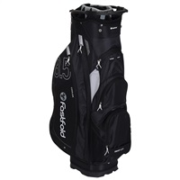 Fast Fold 10 Inch Cart Bag Black/Light Grey 2019