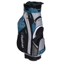 Fast Fold 10 Inch Cart Bag Grey/Petrol/Black/White 2019