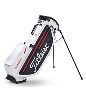 Titleist Players 4 Plus StaDry Stand Bag White/Black/Red 2019