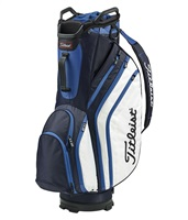 Titleist Lightweight Cart Bag Navy/Royal/White 2019