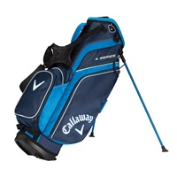 Callaway X Series Stand Bag Navy/Royal/White
