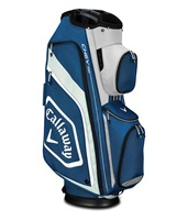 Callaway Chev Organiser Cart Bag Navy/Silver/Black 2019