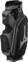 Mizuno Pro Cart Bag  Black 2019