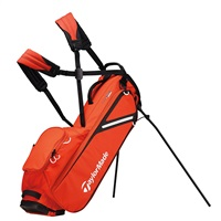 TaylorMade FlexTech Lite Stand Bag Blood Orange
