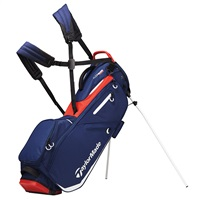 TaylorMade FlexTech Stand Bag Navy/Red/White
