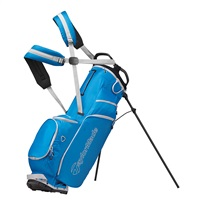 TaylorMade LiteTech 3.0 Stand Bag Blue/Gray