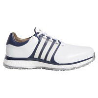 Adidas Tour360 XT-SL Shoes White/Collegiate Navy/Gold Metallic