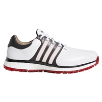 Adidas Tour360 XT-SL Shoes White/Core Black/Scarlet