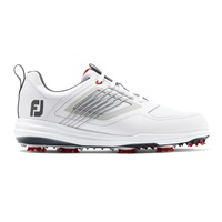 FootJoy Fury Shoes Medium Width White/Red 2019