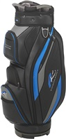 Powakaddy Premium Edition Cart Bag Black/Blue