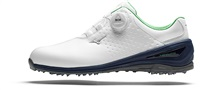 Mizuno Nexlite Boa 006 Golf Shoes White/Blue/Green 2019
