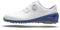 Mizuno Nexlite Boa 006 Golf Shoes White/Blue/Grey 2019