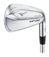 Mizuno MP-20 HMB Irons Steel - Custom Fit