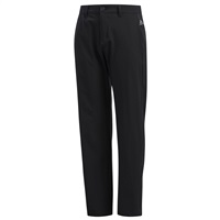 Adidas Junior Solid Golf Pants Black