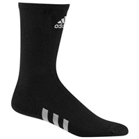 Adidas Golf Crew Socks Black 3 Pairs 2019
