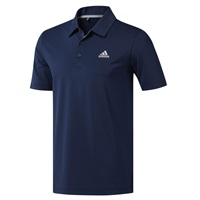 Adidas Ultimate365 Solid Polo Shirt Collegiate Navy/Grey Two 2019