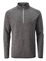 Ping Elden Fleece Golf Top Asphalt Marl