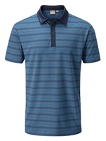 Ping Eugene Golf Polo Shirt Navy Multi 2019