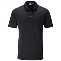 Ping Lincoln Polo Shirt Black