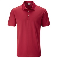 Ping Lincoln Polo Shirt Rich Red