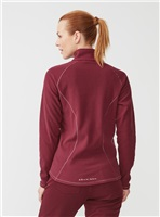 Rohnisch Ladies Micro Fleece Burgundy