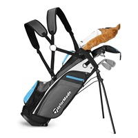 TaylorMade Junior RORY 4+ 42-52 Inch Blue Set 2019