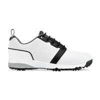 FootJoy Contour Fit Shoes White/Black 2019