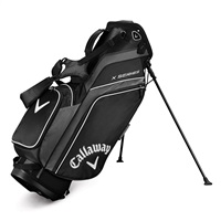 Callaway X Series Golf Stand Bag Black/Titanium/White 2019