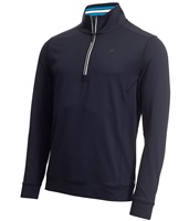 Calvin Klein Golf Orbit Half Zip Pullover Navy/Blue 2019