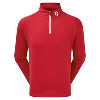 FootJoy Chill-Out Pullover Red