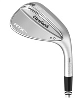 Cleveland Golf RTX 4 Tour Satin Wedge Left Hand