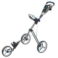 Motocaddy Z1 Push Trolley Graphite/Blue 2019