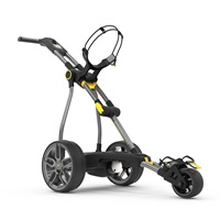 Powakaddy Compact C2i 18 Hole GPS Electric Trolley Lithium Battery 2019