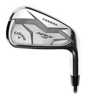 Callaway Apex Pro Forged Irons Steel Shaft 2019