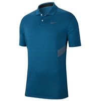 Nike Golf Dri-FIT Vapor Reflective Polo Green Abyss 2019
