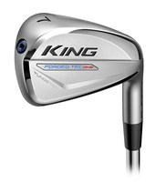 Cobra King Forged Tec One Length Irons Steel - Custom Fit