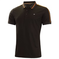 Calvin Klein Golf Extension Polo Black 2019