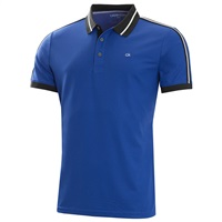 Calvin Klein Golf Extension Polo Royal 2019