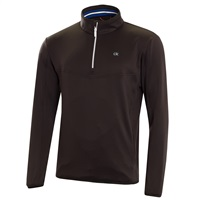 Calvin Klein Golf Power Half Zip Pullover Black 2019
