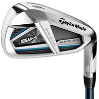 TaylorMade  SIM Max OS Steel Irons Right Hand
