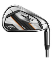 Callaway Mavrik Max Irons Graphite - Custom Fit