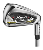 Cobra King SpeedZone Irons Graphite - Custom Fit