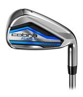 Cobra F-Max Airspeed Irons Steel - Custom Fit
