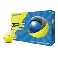 TaylorMade TP5 Yellow Golf Balls
