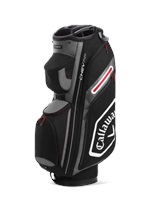 Callaway Chev Cart Bag 14+ Black/Charcoal 2020