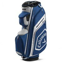 Callaway Chev Cart Bag 14+ Navy/Silver 2020