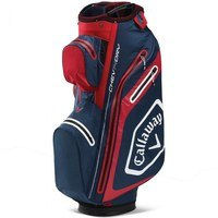 Callaway Chev Dry 14 Cart Bag Navy/Red 2020
