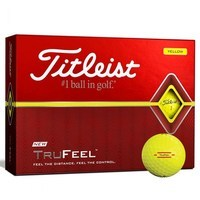 Titleist TruFeel Yellow 2020 Golf Balls