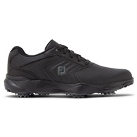 FootJoy eComfort Golf Shoes - Black Medium Width