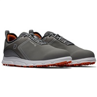 FootJoy SuperLites XP Shoes Medium Width Grey/Black
